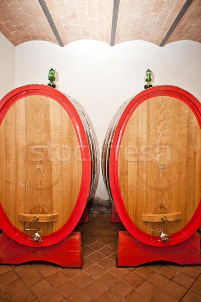 Microbrewery Stock photo © gemenacom