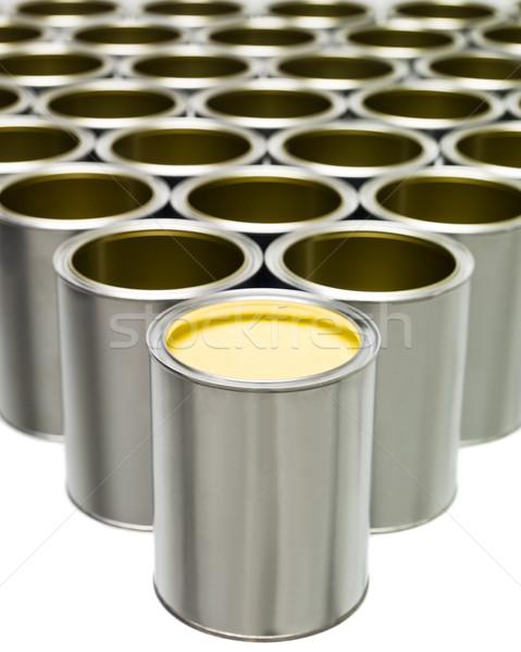 Paint Industry Stock photo © gemenacom