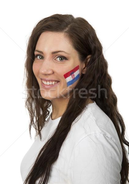 Croatian Girl Stock photo © gemenacom