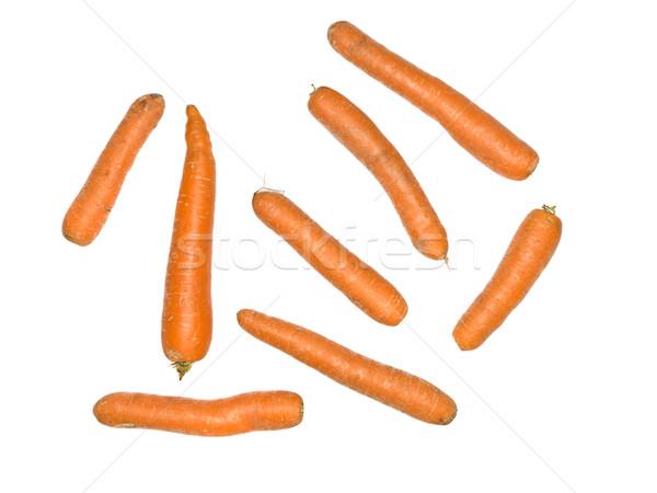 Multiple carrots Stock photo © gemenacom
