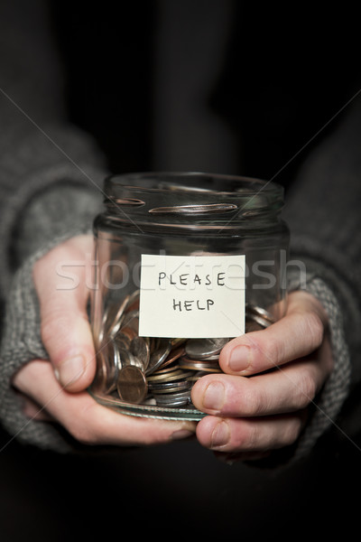 Please Help Stock photo © gemenacom