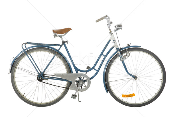 Old fashioned bicycle Stock photo © gemenacom