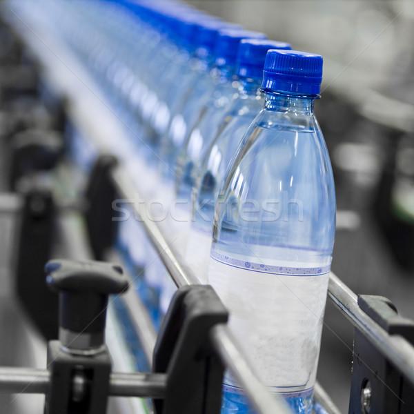 Bottle industry Stock photo © gemenacom