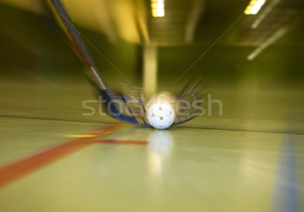 Floorball Stock photo © gemenacom