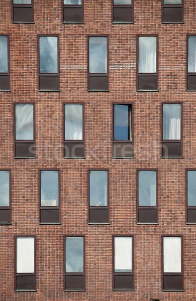 Padló tégla közösség palota depresszió lakás Stock fotó © gemenacom