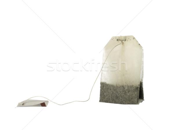 teabag Stock photo © gemenacom
