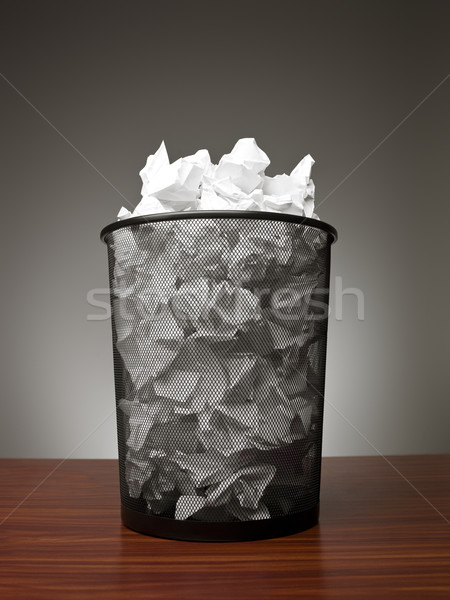 Recycle Bin Stock photo © gemenacom