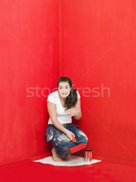 Painting Problems Stock photo © gemenacom