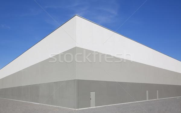Warehouse exterior Stock photo © gemenacom