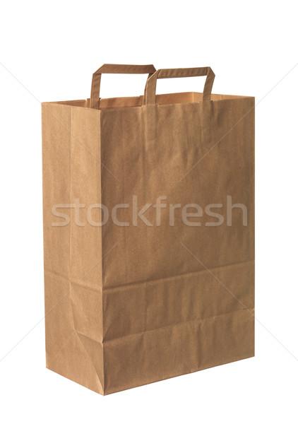 Paperbag Stock photo © gemenacom