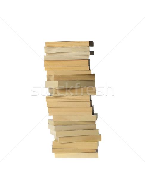Pile of Books Stock photo © gemenacom