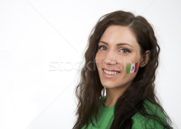Mexican Girl Stock photo © gemenacom