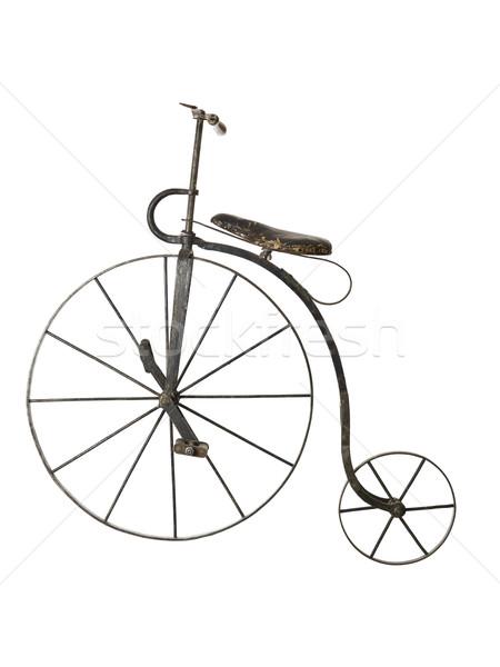 Old bicycle Stock photo © gemenacom