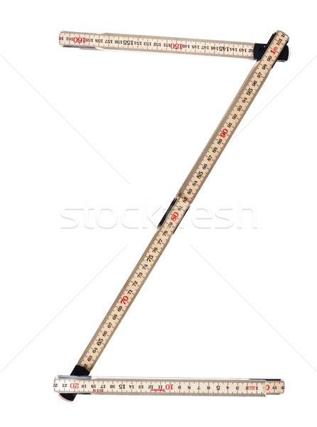 Letter 'Z' Stock photo © gemenacom
