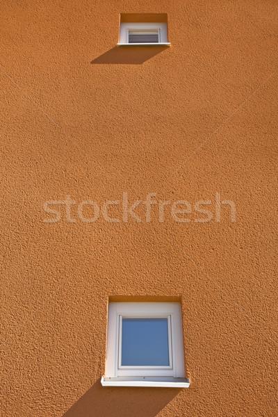Terracotta Wall Stock photo © gemenacom
