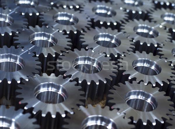 Industry wheels Stock photo © gemenacom