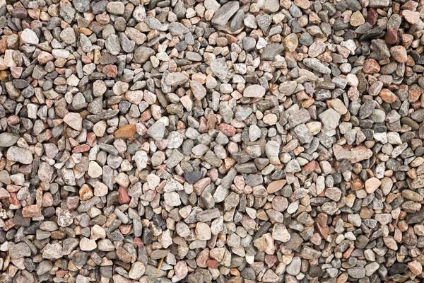 Sóder nagyobb csoport full frame kő tiszta hátterek Stock fotó © gemenacom