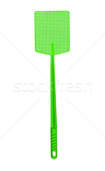 Green Flyswatter Stock photo © gemenacom