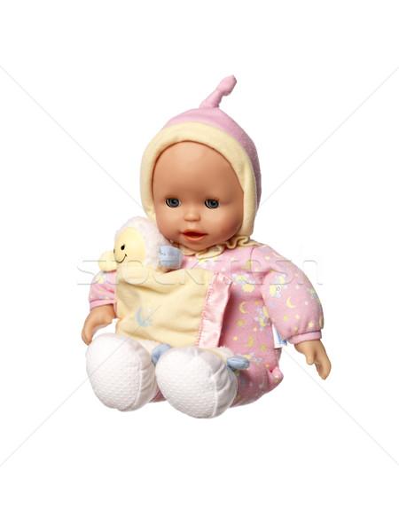 Doll Stock photo © gemenacom