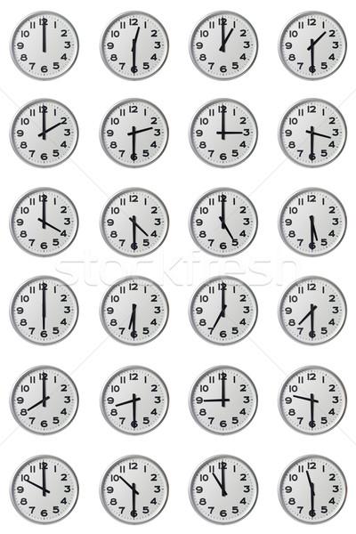 Twelve hours Stock photo © gemenacom