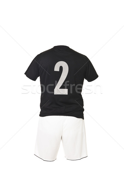 Football shirt with number 2 Stock photo © gemenacom
