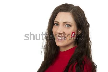 Swiss Girl Stock photo © gemenacom