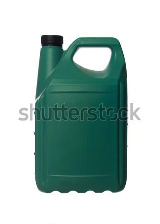 Purple plastic can Stock photo © gemenacom