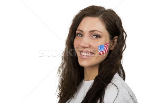 American Girl Stock photo © gemenacom