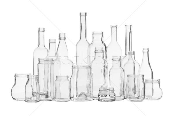 Several transparent glassworks Stock photo © gemenacom