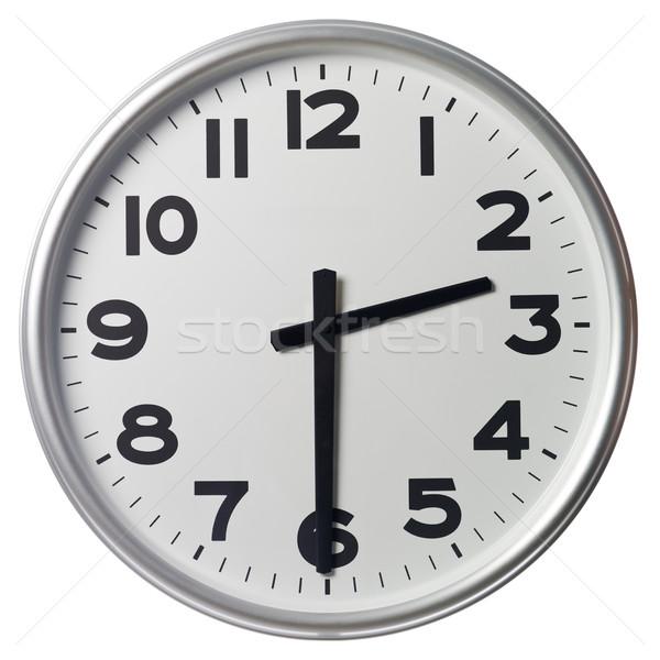 прошлое два часы черный белый Сток-фото © gemenacom