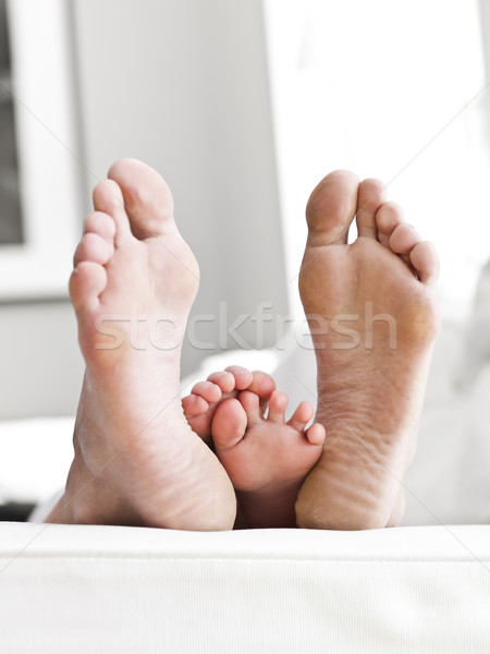 Sole of feets Stock photo © gemenacom