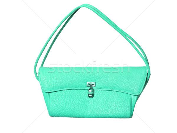 Turquoise Purse Stock photo © gemenacom