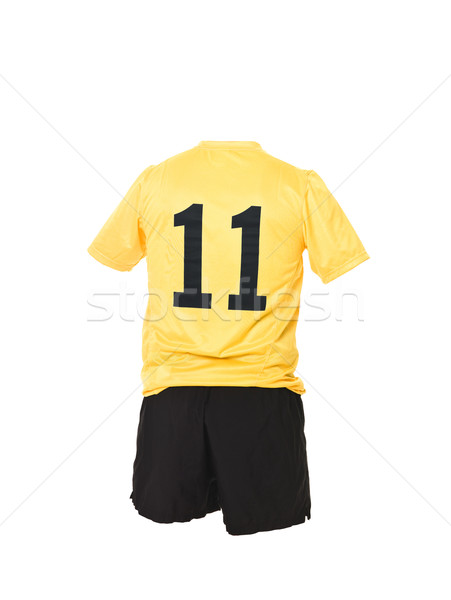 Football shirt with number 11 Stock photo © gemenacom