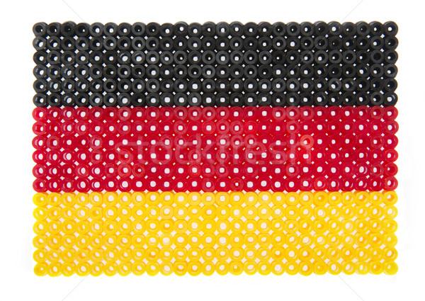 German Flag Stock photo © gemenacom