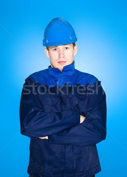 Manual worker Stock photo © gemenacom