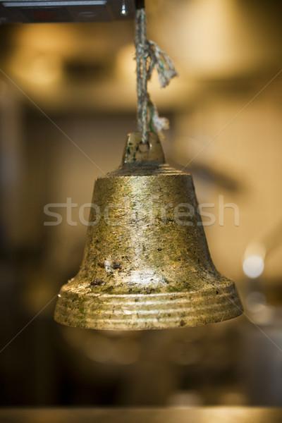Bronze Bell Stock photo © gemenacom