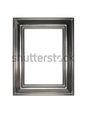 Silverframe Stock photo © gemenacom