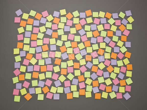 Stock photo: Adhesive Notes