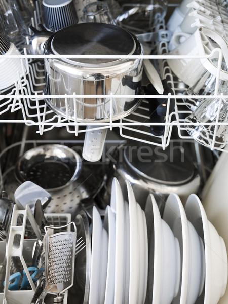Dishwasher Stock photo © gemenacom
