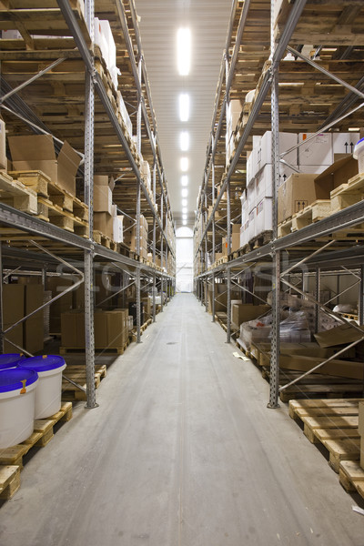 Warehouse Stock photo © gemenacom