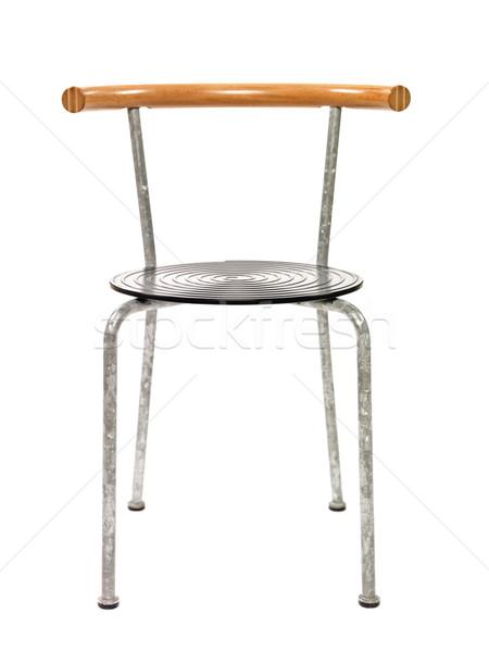Single chair  Stock photo © gemenacom
