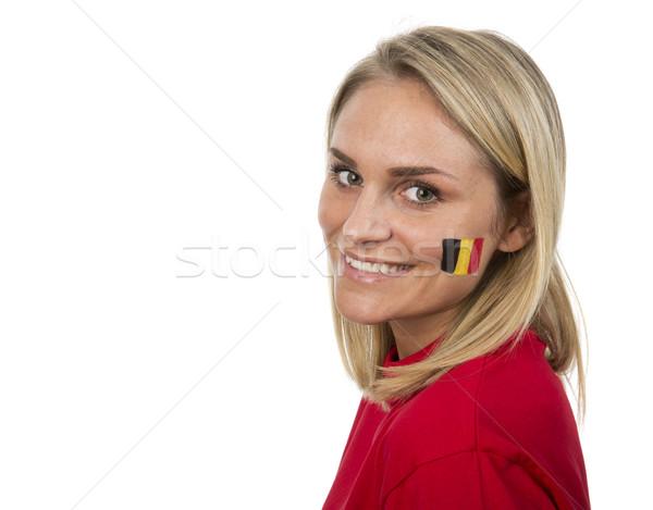 Belgian Girl Stock photo © gemenacom