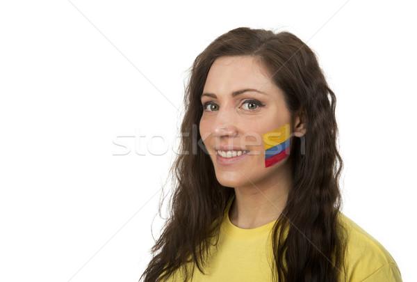 Columbian Girl Stock photo © gemenacom
