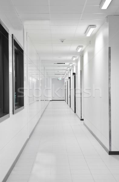 Futuristic corridor Stock photo © gemenacom