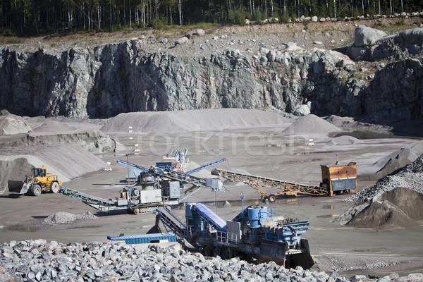 Construction site Stock photo © gemenacom