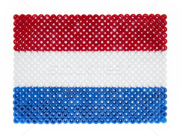 Dutch Flag Stock photo © gemenacom