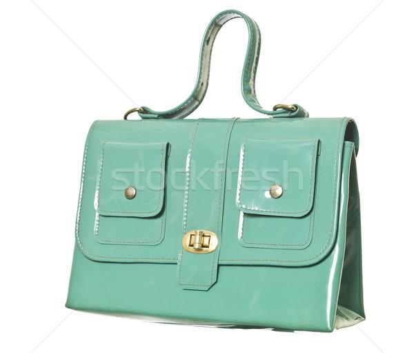 Retro styled woman`s purse Stock photo © gemenacom