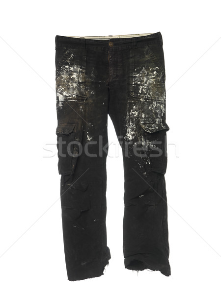 Spotted pants Stock photo © gemenacom