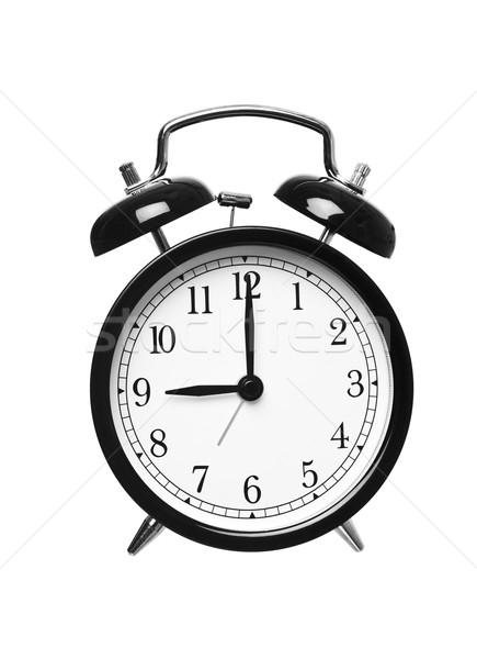 Nine o`clock Stock photo © gemenacom