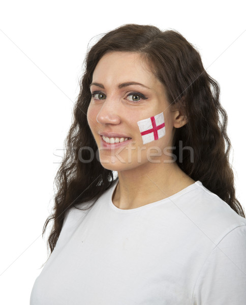 English Girl Stock photo © gemenacom